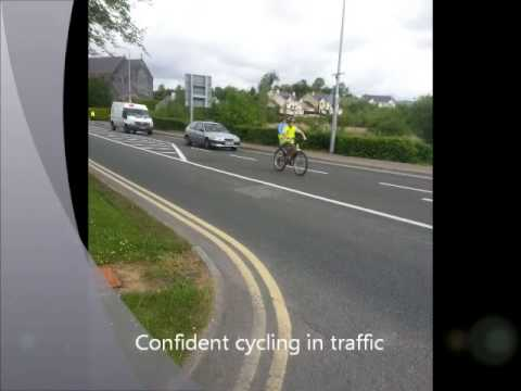 On-road cycle training