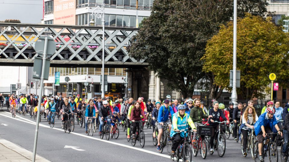 Liffey Cycle 10th September