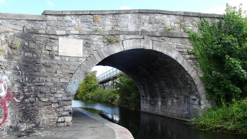 Broom bridge, Dublin