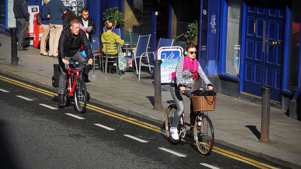 Image result for female cyclist dublin