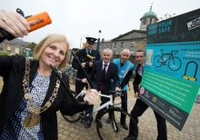 Bike Theft Launch at DIT, Grangegorman